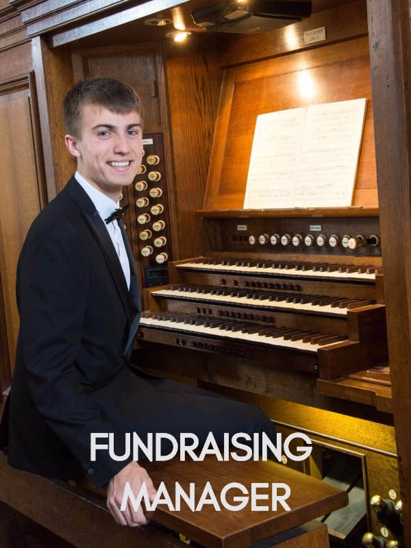 Picture: Fundraising Manager